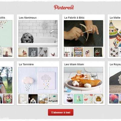 Pinterest de Bitiz