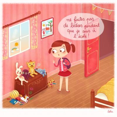 Mathilde - 4 ans